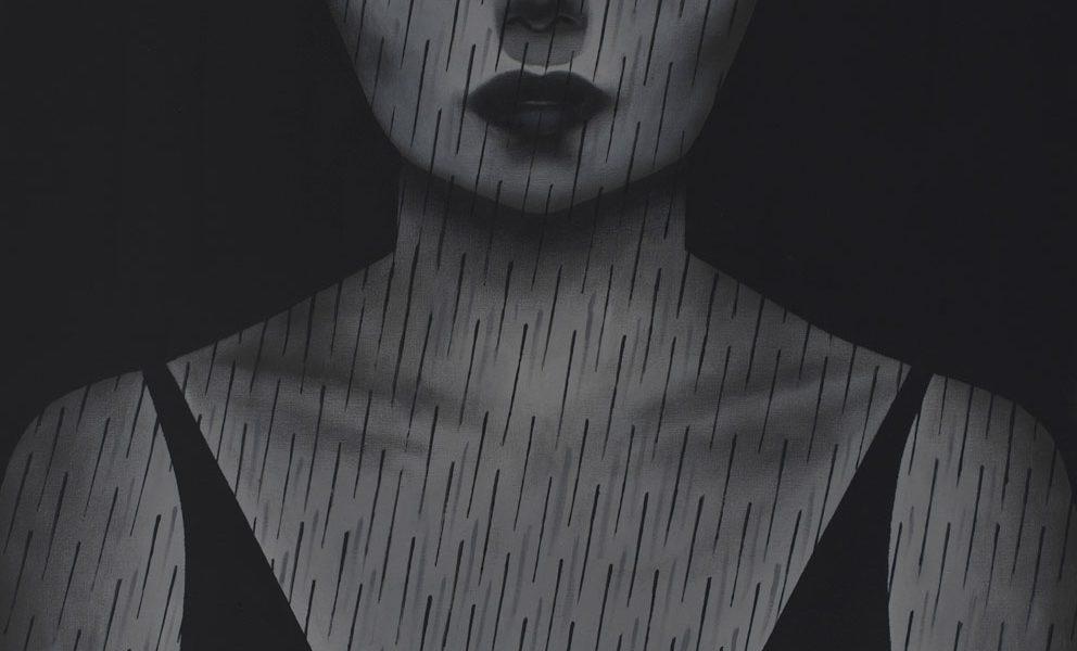 Dream159 Safwan Dahoul Dream 159 122 x 76 cm Acrylic on canvas 2017