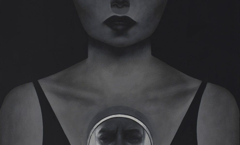 Dream162 Safwan Dahoul Dream 162 122 x 76 cm Acrylic on canvas 2017
